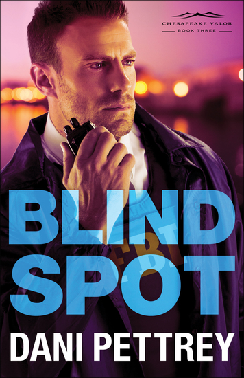 Blind Spot (Chesapeake Valor Book #3) - cover