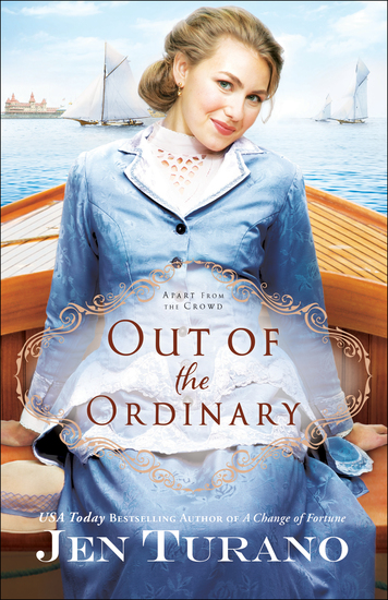 Out of the Ordinary (Apart From the Crowd Book #2) - cover