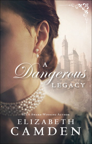 A Dangerous Legacy (An Empire State Novel Book #1) - cover