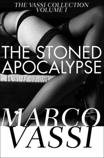 The Stoned Apocalypse - cover