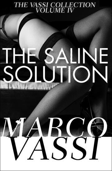 The Saline Solution - cover