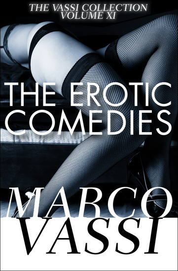 The Erotic Comedies - cover