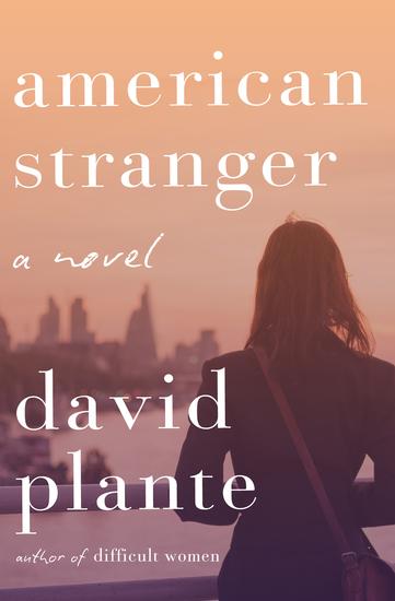 American Stranger - A Novel - cover