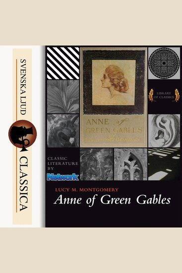 Anne of Green Gables (unabridged) - cover