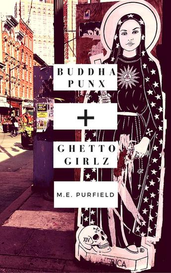 buddha punx + ghetto girlz - cover