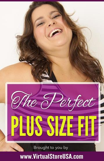 The Perfect Plus Size Fit - cover