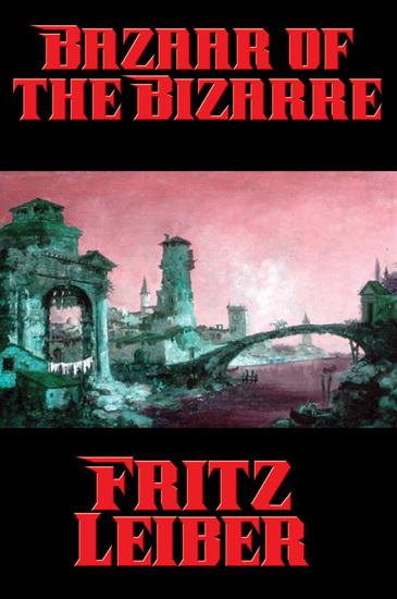 Bazaar of the Bizarre - cover