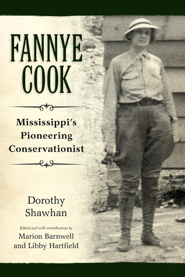 Fannye Cook - Mississippi's Pioneering Conservationist - cover