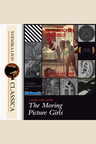The Moving Picture Girls (unabridged) - cover
