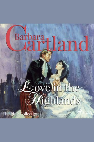 Love in the Highlands - The Pink Collection 2 (Unabridged) - cover