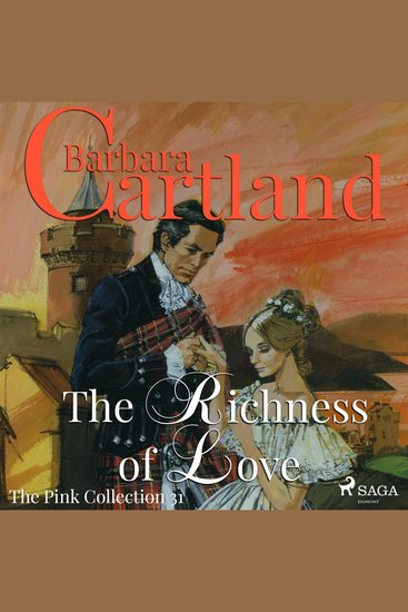 Richness of Love The - The Pink Collection 31 (Unabridged) - cover