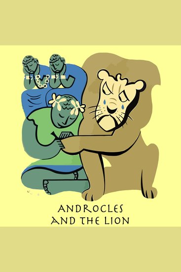 Androcles and the Lion - cover