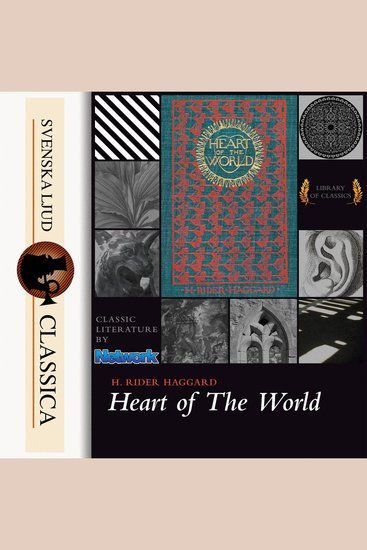 Heart of the World (Unabridged) - cover