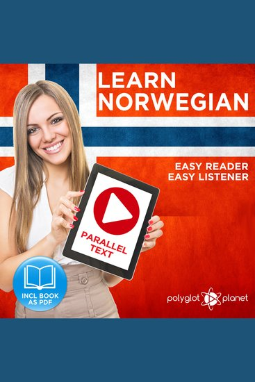 Learn Norwegian - Audio-Course No 1 - Easy Reader Easy Listener - cover