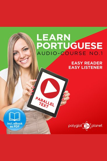 Learn Portuguese - Audio-Course No 1 - Easy Reader Easy Listener - cover