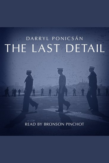 The Last Detail - cover