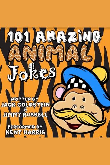 101 Amazing Animal Jokes - cover