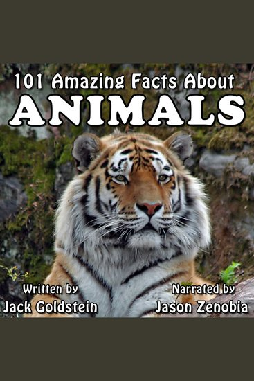 101 Amazing Facts about Animals - cover