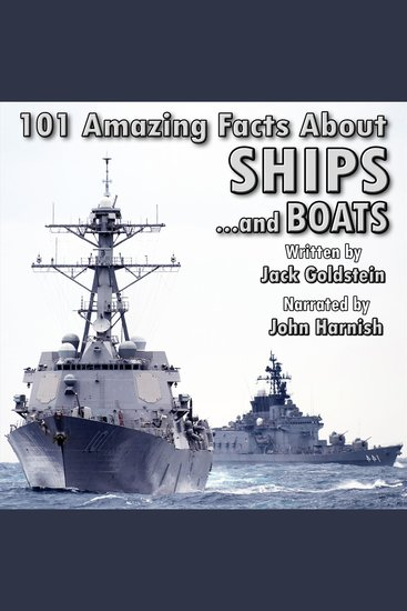 101 Amazing Facts about Ships - and Boats! - cover