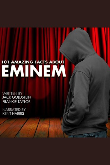 101 Amazing Facts about Eminem - cover