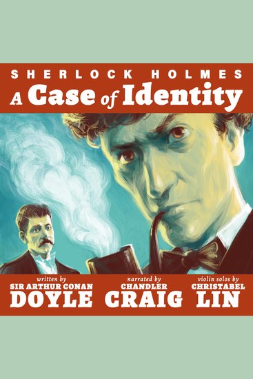 Case of Identity A - cover