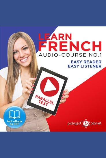 Learn French - Easy Reader Easy Listener - cover