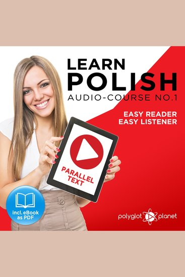 Learn Polish - Audio-Course No 1 - Easy Reader Easy Listener - cover