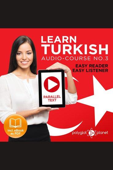 Learn Turkish - Easy Reader Easy Listener - cover