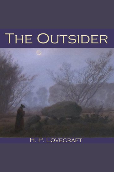 The Outsider - cover