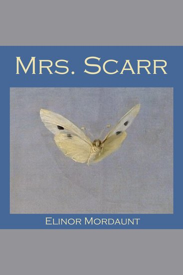 Mrs Scarr - cover