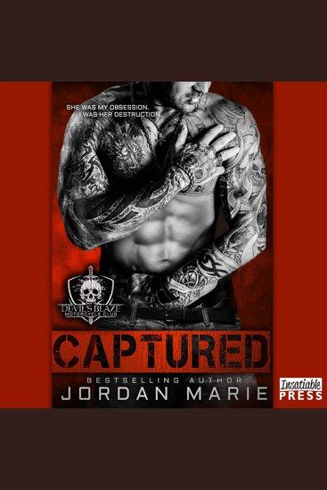 Captured - Devil's Blaze MC Book 1 - cover