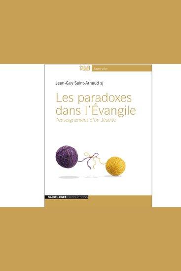 Paradoxes Dans L'Evangile Les - cover