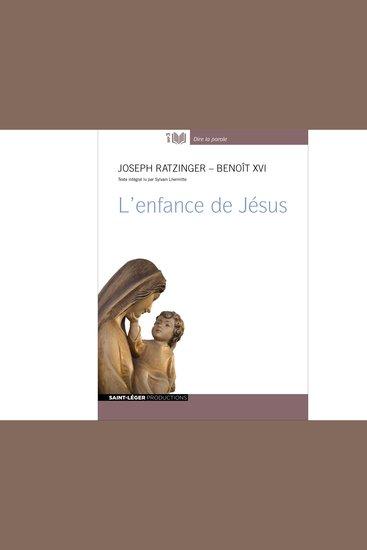 Enfance De Jesus Le - cover