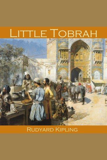 Little Tobrah - cover