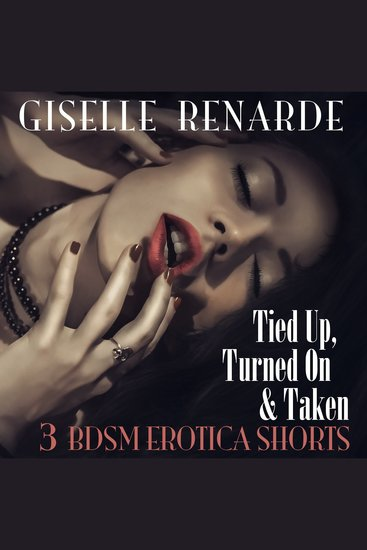 Tied Up Turned On and Taken - 3 BDSM Erotica Shorts - cover