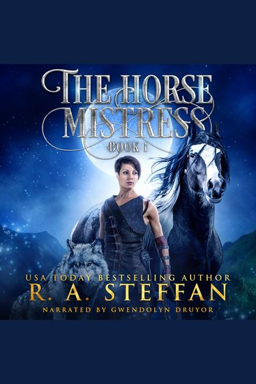 Horse Mistress The: Book 1 - cover