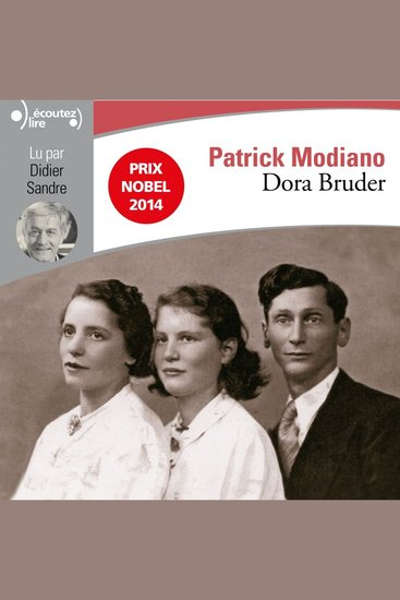 Dora Bruder - cover
