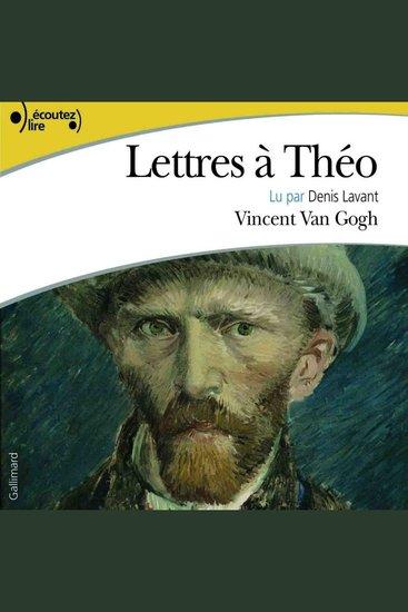 Lettres à Théo - cover