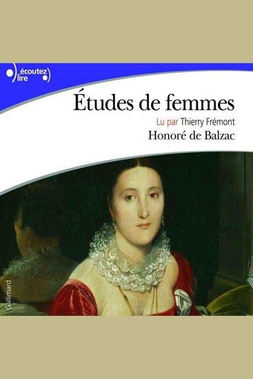 Études de femmes - cover