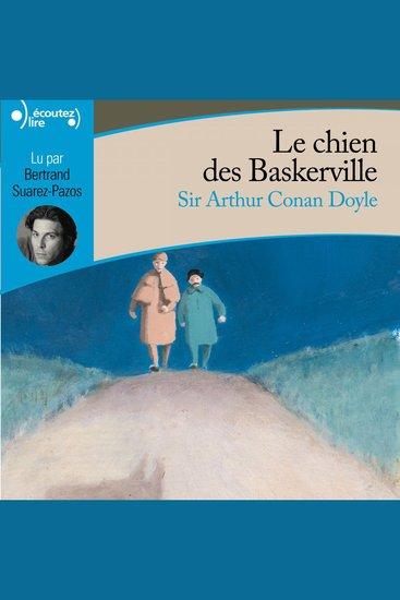 Le chien des Baskerville - cover