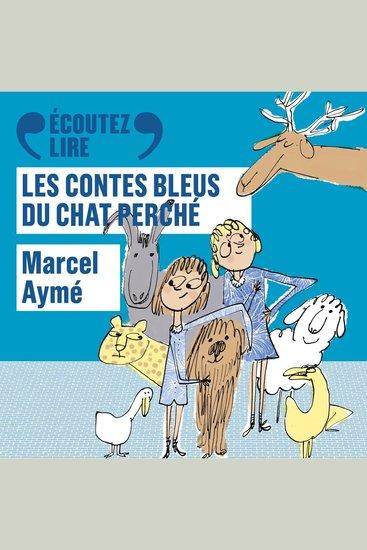Contes bleus du chat perché - cover