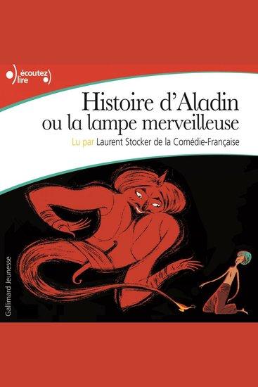 Histoire d'Aladin ou la lampe merveilleuse - cover