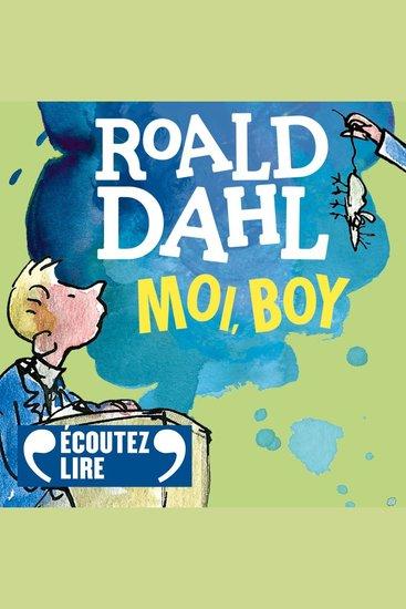 Moi Boy Souvenirs d'enfance - cover