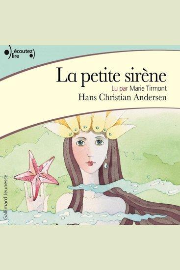 La petite sirène - cover