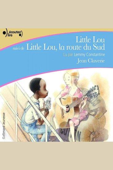 Little Lou - Little Lou la route du Sud - cover