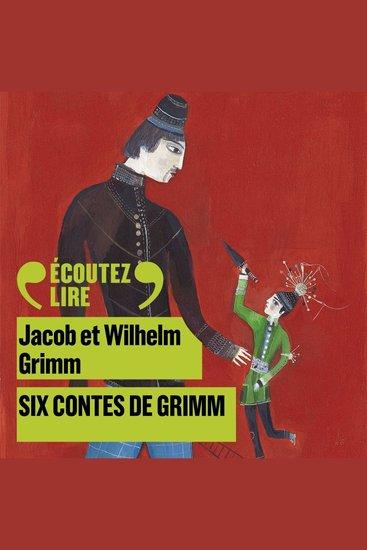 Six contes de Grimm - cover