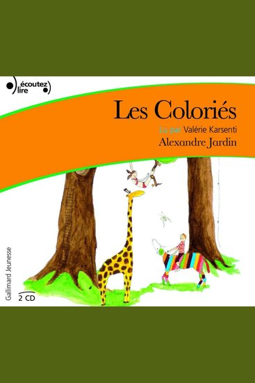 Les Coloriés - cover