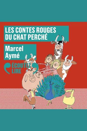 Contes rouges du chat perché - cover