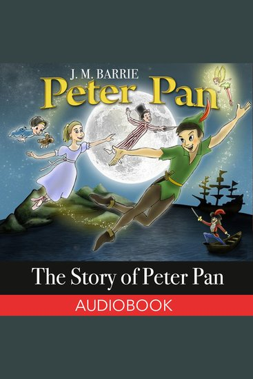 The Story of Peter Pan - cover
