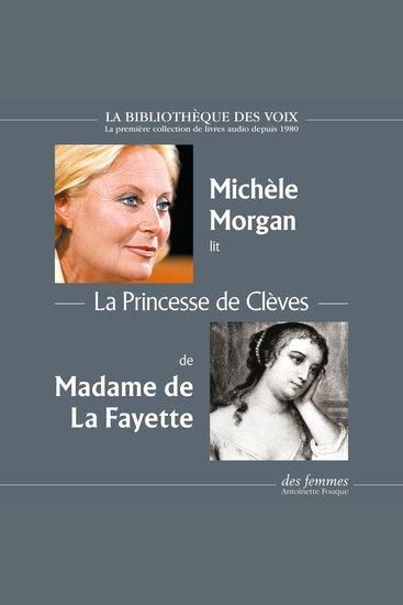 La Princesse de Clèves - cover